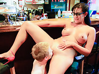 Alani Pi & Penny Barber in Mother And Me #02, Scene #01