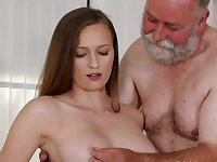Dirty Old Man Wanna Fuck Teen Girl